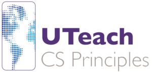 UTeach CS Principles logo
