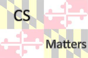 CS Matters logo